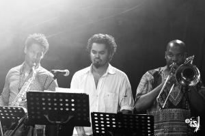 "Mansfarroll & Campana project"" Dizzy El Afrocubano""  Concert à l'Ermitage"