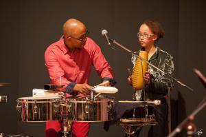 Mansfarroll & Campana project  concert à Pavillons sous bois