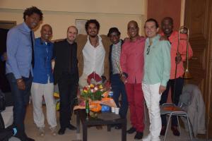Mansfarroll & Campana Project Jazz à Nimes