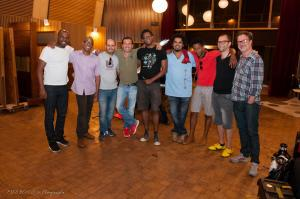 "Mansfarroll & Campana project"" Dizzy El Afrocubano"""