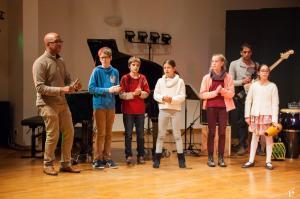 Stage au Conservatoire  de Pavillons sous Bois