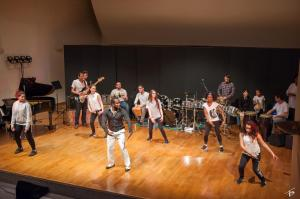 Concert au Conservatoire  de Pavillons sous Bois
