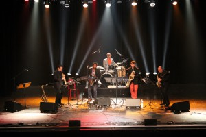 Cubanosax en Concert
