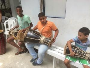 Cours  de Bata au Brésil