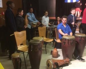 Concert à Limay
