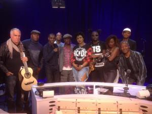 Papa  Wemba Emision RFI