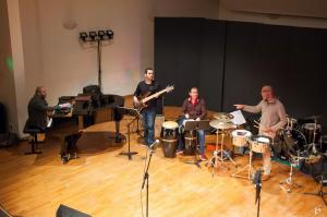 Mansfarroll &Campana project en  répétition .
