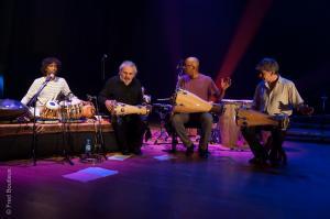 Pi- a Pa  en Concert à Mantes la Jolie