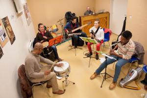 Répetition Mansfarroll & Campana project