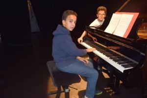 Stage au Conservatoire Maurice Ravel Clichy sous Bois